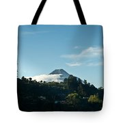 Volcan De Agua Antiqua Gutemala 1 Tote Bag