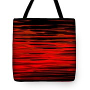 Volcanic Water Tote Bag