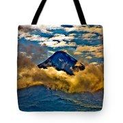 Volcano 2 Tote Bag