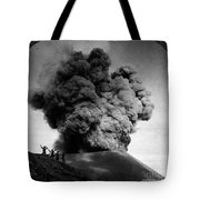 Volcano: Java, 1910 Tote Bag