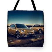 Volkswagen Beetle Dune 4k 2 Tote Bag