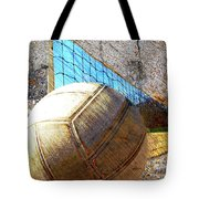 Volleyball Art Version 5 Tote Bag