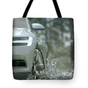 Volvo Xc Coupe Concept Tote Bag