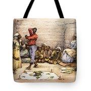 Voodoo Dance, 1885 Tote Bag