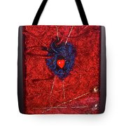 Voodoo Heart Tote Bag