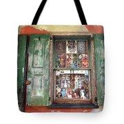Voodoo Window Tote Bag