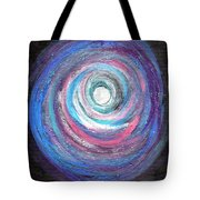 Vortex Of Love 2 Light Is Wave And Particle Tote Bag