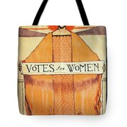 Votes For Women, 1911 Tote Bag