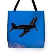Vought F-4u Corsair Tote Bag