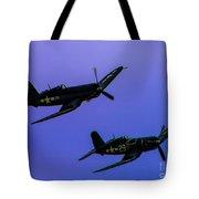 Vought F-4u Corsairs Tote Bag