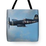 Vought F4u-5 Corsair Tote Bag