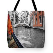 Voyage Of Venice Tote Bag