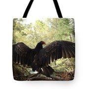 Vulture 429 Tote Bag