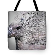 Vulture Break Up Tote Bag