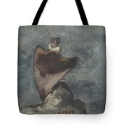 Vulture Tote Bag
