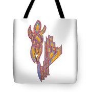 Voluptuous Goddess Tote Bag