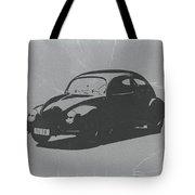 Vw Beetle Tote Bag by Naxart Studio