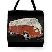Vw Bus Tote Bag