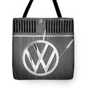 Vw Van Logo Tote Bag