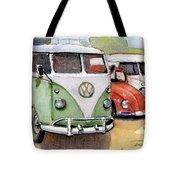 VW3 Tote Bag