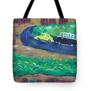 Vws In The Redwoods Tote Bag