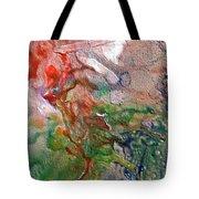 W 019 - Amoebae Tote Bag