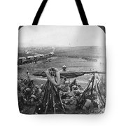 W W I: Battle Of Verdun Tote Bag