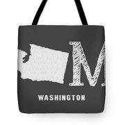 Wa Home Tote Bag by Nancy Ingersoll