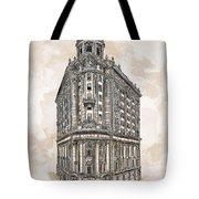 Wabash Station Pittsburgh, Pennsylvania, Circa 1905 Tote Bag