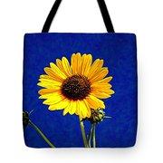 Wabi-sabi Sunflower Tote Bag