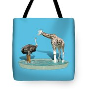 Wading Pool Tote Bag