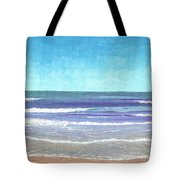 Wading Surf Tote Bag