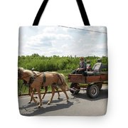 Wagon 10 Tote Bag