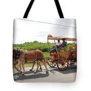 Wagon 13 Tote Bag