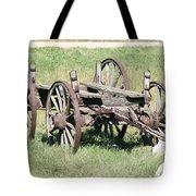 Wagon Aged Tote Bag
