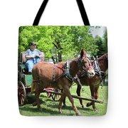 Wagon Supply Tote Bag