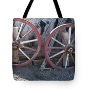 Wagon Wheels. Tote Bag
