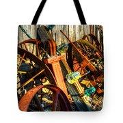 Wagons Whoa Tote Bag