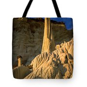 Wahweap Hoodoos At Dawn Tote Bag