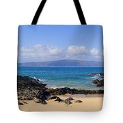 Wai Beach Tote Bag