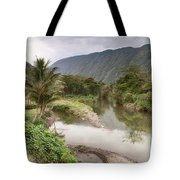 Wailoa Stream Tote Bag