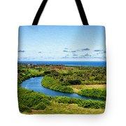 Wailua River Tote Bag