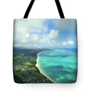 Waimanalo Bay Tote Bag