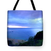 Waimea Bay Evening Tote Bag
