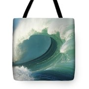 Waimea Bay Shorebreak Tote Bag