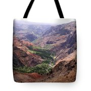Waimea Canyon 1 Tote Bag
