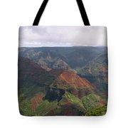 Waimea Canyon 2 Kauai Tote Bag