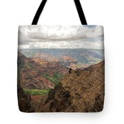 Waimea Canyon 4 Tote Bag