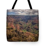Waimea Canyon 7 - Kauai Hawaii Tote Bag