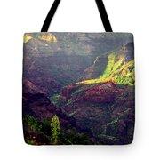 Waimea Canyon Tote Bag